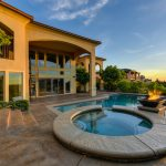 Jacuzzi en mooi huis